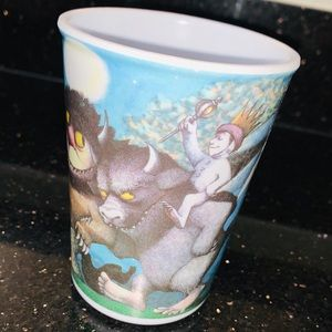 vintage king max and wild things cup